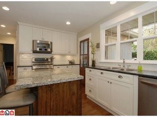 Photo 4: 1425 129TH Street in South Surrey White Rock: Crescent Bch Ocean Pk. Home for sale ()  : MLS®# F1226480