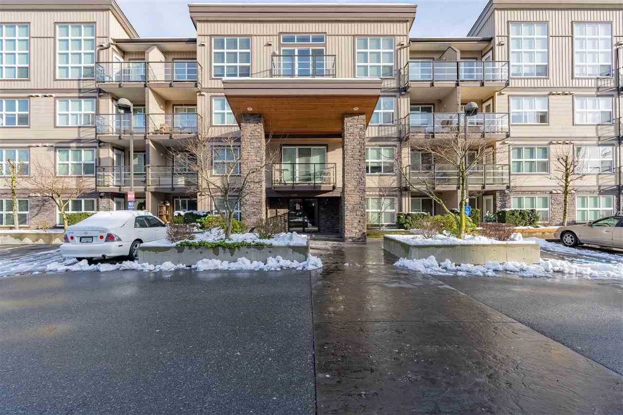 Main Photo: 420 30525 CARDINAL Avenue in Abbotsford: Abbotsford West Condo for sale : MLS®# R2529106