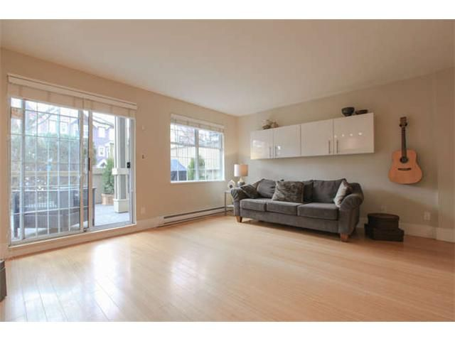 Photo 4: Photos: 103 925 W 15TH Avenue in Vancouver: Fairview VW Condo  (Vancouver West)  : MLS®# V1112385