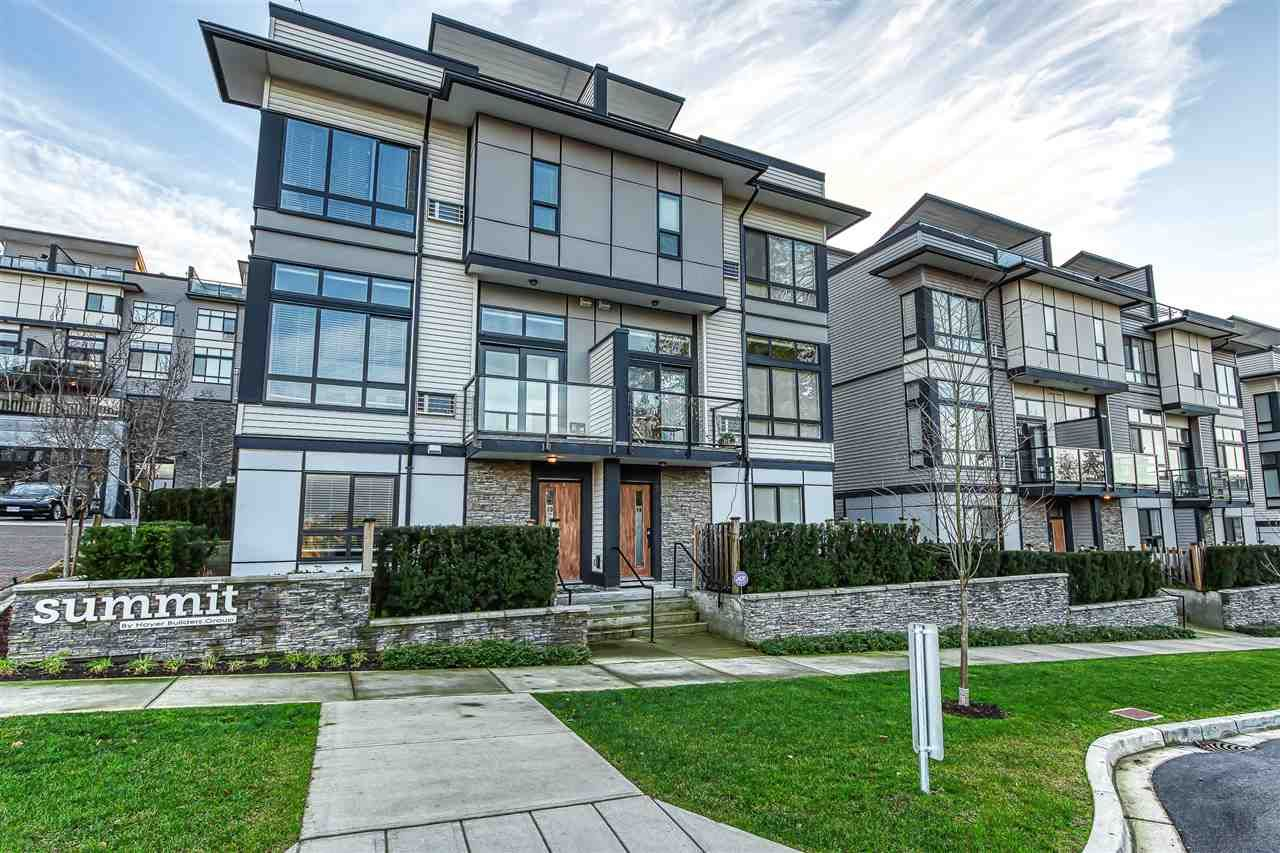 """Main Photo: 73 14058 61 Avenue in Surrey: Sullivan Station Townhouse for sale in """"Summit"""" : MLS®# R2423344"""