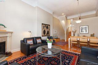 Photo 4: 5 118 Dallas Rd in VICTORIA: Vi James Bay Row/Townhouse for sale (Victoria)  : MLS®# 752886