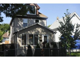 Photo 1: 732 Simcoe Street in WINNIPEG: West End / Wolseley Residential for sale (West Winnipeg)  : MLS®# 1318140