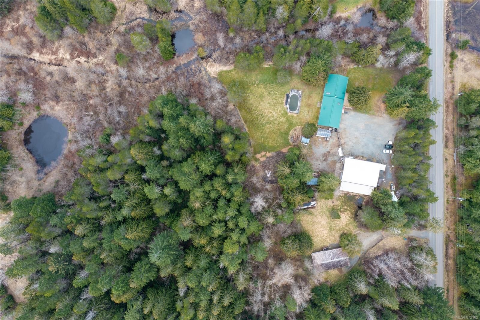 Main Photo: 1367 Station Rd in : PQ Errington/Coombs/Hilliers House for sale (Parksville/Qualicum)  : MLS®# 872182