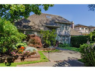 """Photo 1: 4788 HUDSON Street in Vancouver: Shaughnessy House for sale in """"Shaughnessy"""" (Vancouver West)  : MLS®# V1018312"""