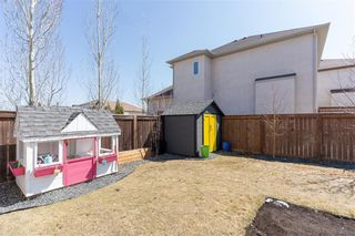 Photo 48: 148 Autumnview Drive in Winnipeg: South Pointe Residential for sale (1R)  : MLS®# 202109065
