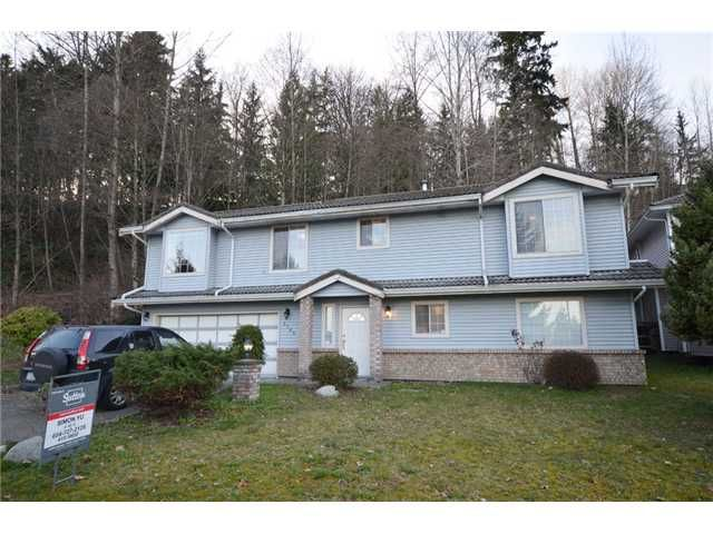 Main Photo: 3165 ROBSON Drive in Coquitlam: Westwood Plateau House for sale : MLS®# V1109522