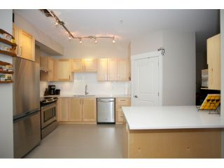 """Photo 8: 108 5811 177B Street in Surrey: Cloverdale BC Condo for sale in """"LATIS"""" (Cloverdale)  : MLS®# R2023487"""