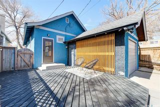 Photo 37: 732 5th Avenue North in Saskatoon: City Park Residential for sale : MLS®# SK852619