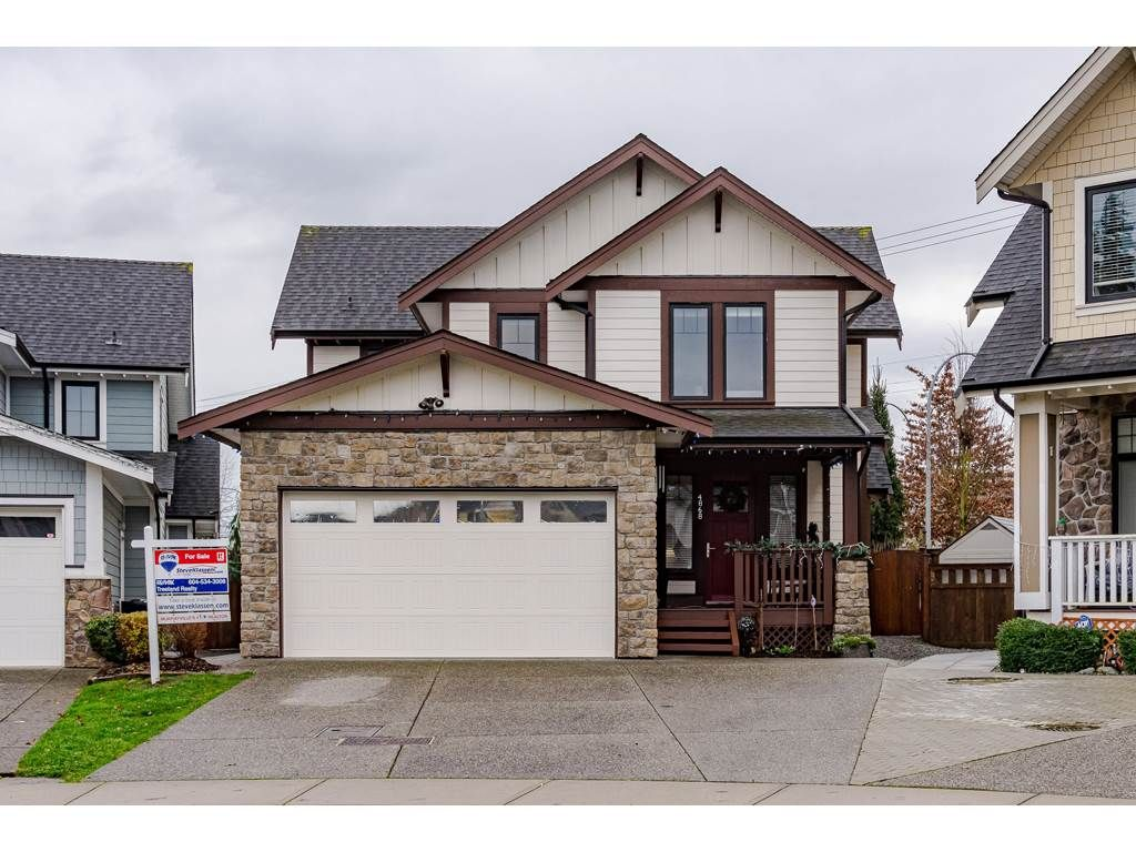 """Main Photo: 4868 223B Street in Langley: Murrayville House for sale in """"Radius/Hillcrest"""" : MLS®# R2524153"""
