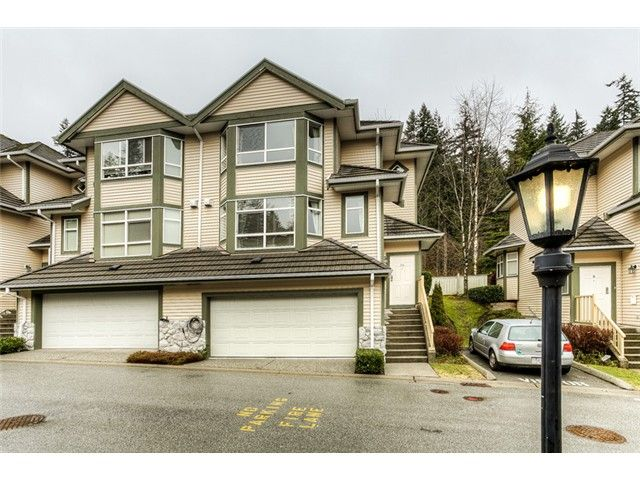 Main Photo: # 14 50 HETT CREEK DR in Port Moody: Heritage Mountain Condo for sale : MLS®# V987243