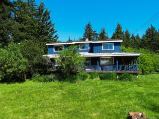Photo 2: 1950 Shingle Spit Rd in HORNBY ISLAND: Isl Hornby Island House for sale (Islands)  : MLS®# 787572