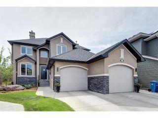 Main Photo: 1849 EVERGREEN Drive SW in Calgary: Shawnee Slps_Evergreen Est House for sale : MLS®# C4015316