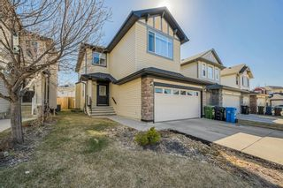 Main Photo: 71 CRANWELL Common SE in Calgary: Cranston Detached for sale : MLS®# A1095510