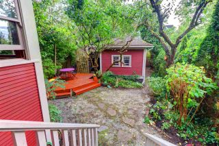 Photo 35: 1642 CHARLES STREET in Vancouver: Grandview Woodland House for sale (Vancouver East)  : MLS®# R2512942