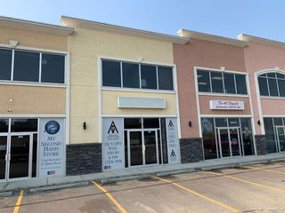 Photo 2: 201 2903 Kingsview Boulevard SE: Airdrie Industrial for sale : MLS®# A1135445