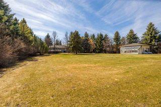 Photo 34: 96 FLYNN Way: Rural Sturgeon County House for sale : MLS®# E4242222