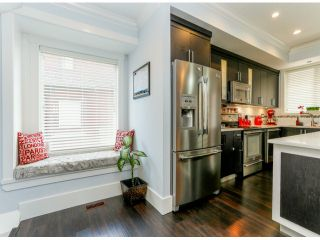 "Photo 10: 18 14877 60TH Avenue in Surrey: Sullivan Station Townhouse for sale in ""Lumina"" : MLS®# F1403284"