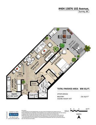 Photo 15: 404 13876 102 AVENUE in Surrey: Whalley Condo for sale (North Surrey)  : MLS®# R2396892