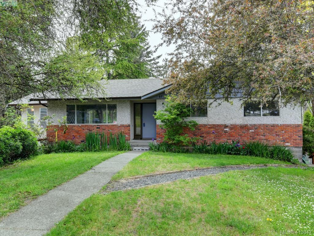 Main Photo: 4094 Atlas Pl in VICTORIA: SW Glanford House for sale (Saanich West)  : MLS®# 819091