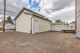 Photo 40: 9606 119 Avenue in Edmonton: Zone 05 House Half Duplex for sale : MLS®# E4237162