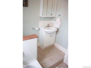 Photo 15: 288 Traverse Avenue in WINNIPEG: St Boniface Residential for sale (South East Winnipeg)  : MLS®# 1602736