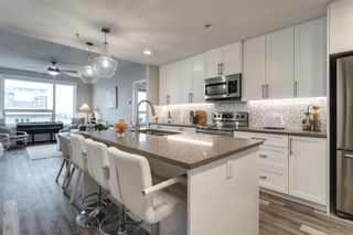 Photo 3: 208 8530 8A Avenue SW in Calgary: West Springs Apartment for sale : MLS®# A1110746