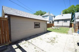 Photo 18: 548 St John's Avenue in Winnipeg: North End Residential for sale (4C)  : MLS®# 202114913