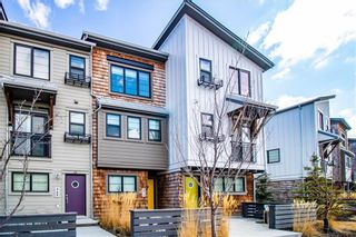 Photo 2: 371 WALDEN Drive SE in Calgary: Walden Row/Townhouse for sale : MLS®# A1081750