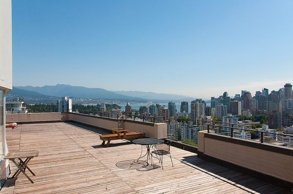 """Photo 20: Photos: 1601 2055 PENDRELL Street in Vancouver: West End VW Condo for sale in """"Panorama Place"""" (Vancouver West)  : MLS®# R2046981"""