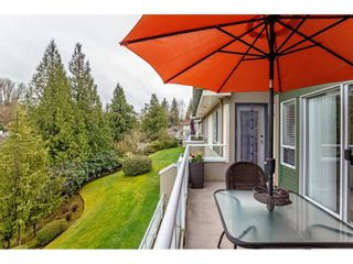 """Photo 28: 147 4001 OLD CLAYBURN Road in Abbotsford: Abbotsford East Townhouse for sale in """"CEDAR SPRINGS"""" : MLS®# R2555932"""