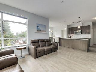 Photo 4: 307 617 SMITH Avenue in Coquitlam: Coquitlam West Condo for sale : MLS®# R2611394