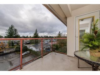 """Photo 19: 406 2626 COUNTESS Street in Abbotsford: Abbotsford West Condo for sale in """"The Wedgewood"""" : MLS®# R2221991"""