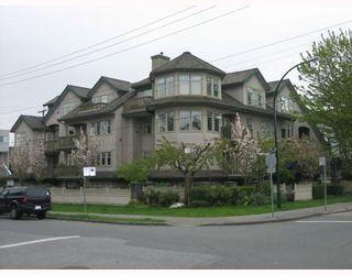 "Main Photo: 302 1989 W 1ST Avenue in Vancouver: Kitsilano Condo for sale in ""MAPLE COURT"" (Vancouver West)  : MLS®# V708306"