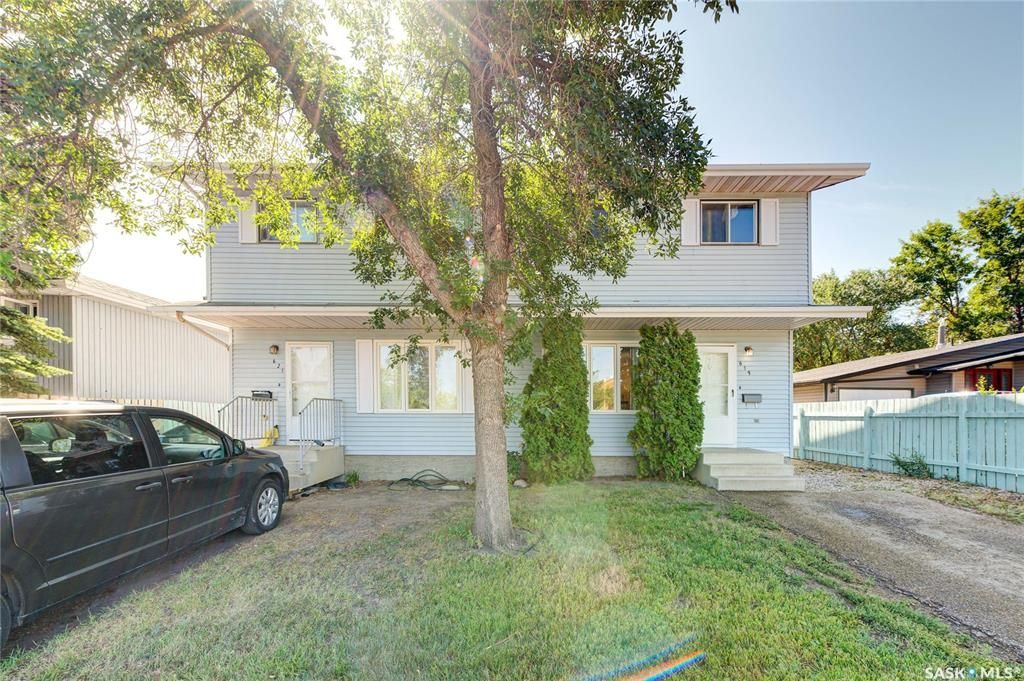 Main Photo: 619-621 Lenore Drive in Saskatoon: Lawson Heights Residential for sale : MLS®# SK867093