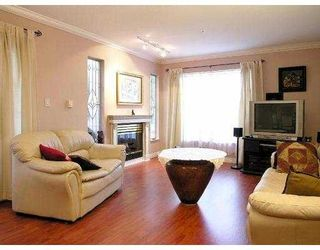 """Photo 3: 3 413 13TH ST in New Westminster: Uptown NW Townhouse for sale in """"LMS 1568"""" : MLS®# V583140"""