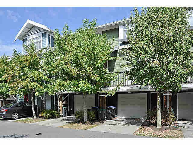 Main Photo: 113 15236 36TH AVENUE in : Morgan Creek Townhouse for sale : MLS®# F1422165