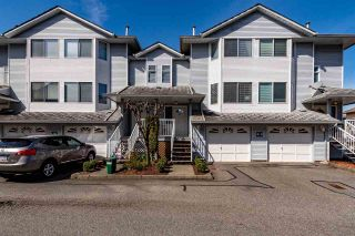 """Photo 1: 66 3087 IMMEL Street in Abbotsford: Central Abbotsford Townhouse for sale in """"Clayburn Estates"""" : MLS®# R2561687"""