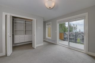 "Photo 9: 110 3525 CHANDLER Street in Coquitlam: Burke Mountain Townhouse for sale in ""WHISPER"" : MLS®# R2398617"