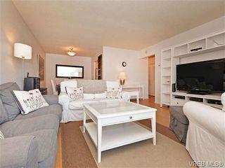 Photo 4: 307 1419 Stadacona Ave in VICTORIA: Vi Fernwood Condo for sale (Victoria)  : MLS®# 694240