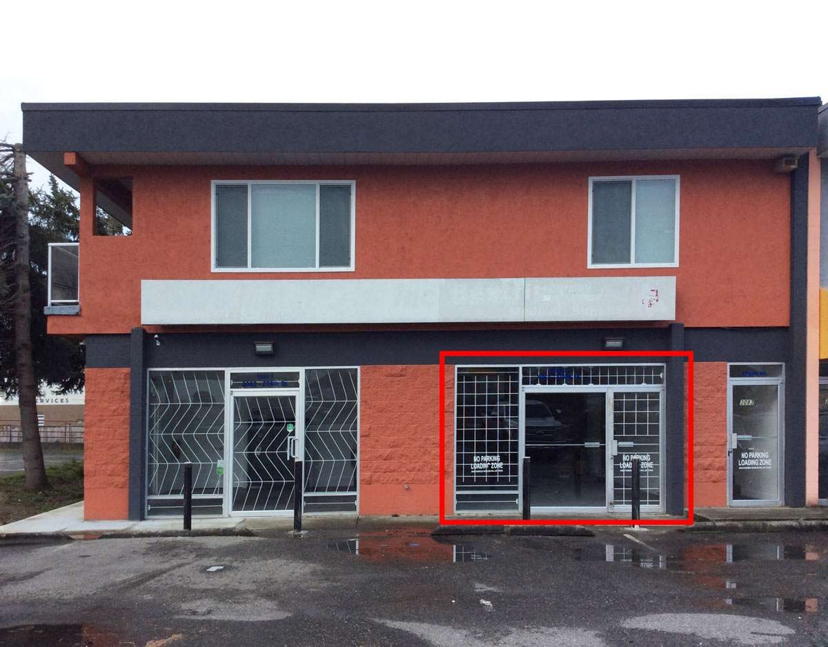 Main Photo: 2 3083 276 Street in Langley: Aldergrove Langley Retail for lease : MLS®# C8037329