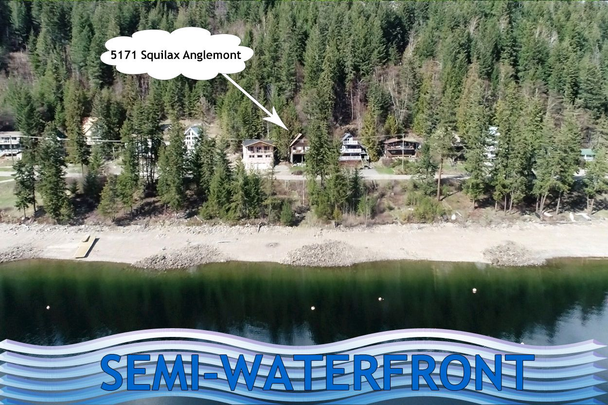Main Photo: 5171 Squilax Anglemont Road in Celista: House for sale : MLS®# 10180082