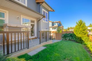 """Photo 23: 18 24086 104 Avenue in Maple Ridge: Albion Townhouse for sale in """"WILLOW"""" : MLS®# R2503932"""