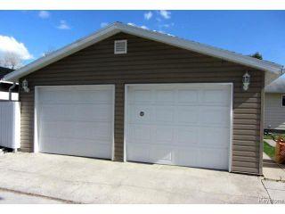 Photo 16: 359 Greenwood Avenue in WINNIPEG: St Vital Residential for sale (South East Winnipeg)  : MLS®# 1511399