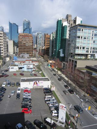 Photo 22: 615 950 Drake Street in Vancouver: Downtown VW Condo for sale (Vancouver West)