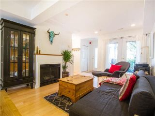 """Photo 5: 1625 MCLEAN Drive in Vancouver: Grandview VE Townhouse for sale in """"COBB HILL"""" (Vancouver East)  : MLS®# V1116697"""