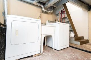 Photo 14: 626 Burnell Street in Winnipeg: West End Residential for sale (5C)  : MLS®# 1807107