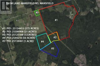 Main Photo: Mansfield Road in Amherst: Agriculture for sale : MLS®# 202110746
