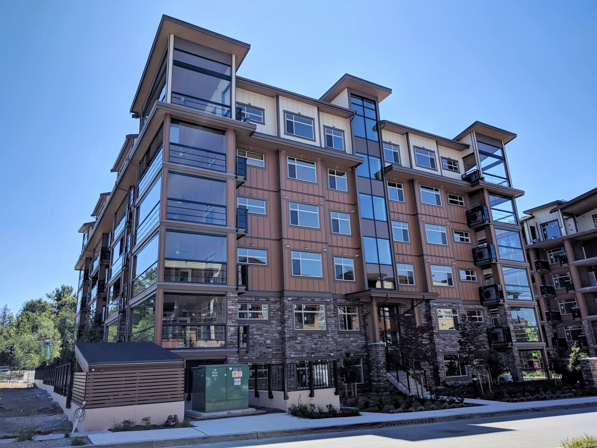 Main Photo: B-126 20716 WILLOUGHBY TOWN CENTRE DRIVE in Langley: Willoughby Heights Condo for sale : MLS®# R2362804