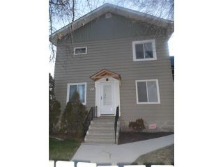 Photo 1: 130 MCFARLANE Street in WINNIPEG: North End Residential for sale (North West Winnipeg)  : MLS®# 1308788