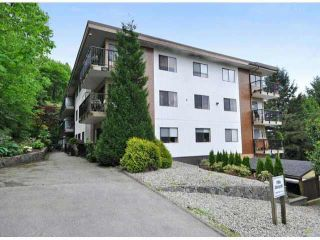 "Photo 1: 204 195 MARY Street in Port Moody: Port Moody Centre Condo for sale in ""VILLA MARQUIE"" : MLS®# V1107994"